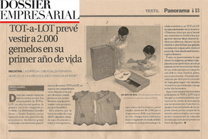 TOT-a-LOT en Dossier empresarial